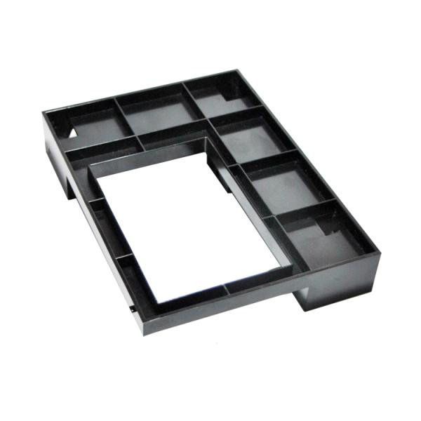 "HP 661914-001 2.5"" SSD zu 3.5"" SAS/SATA Tray Caddy Adapter für G8/G9 651314-001"